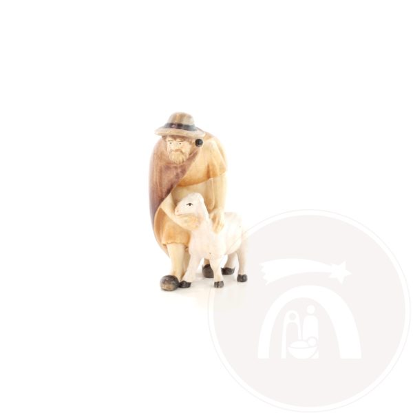 Herder met schaap (795015)