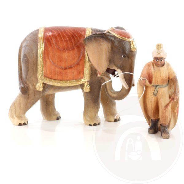 Olifantendrijver met olifant (795032181)