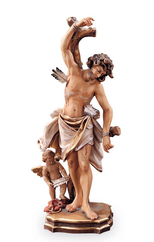 Heilige Sebastiaan met Engel (10278b)