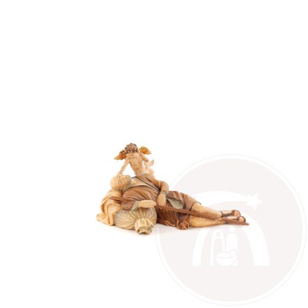 Herder slapend met engel (10601-235)