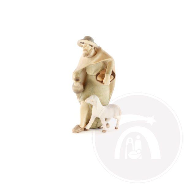 Herder met schaap (1255)